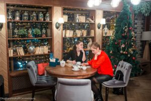 Свадебный банкет в кафе «Пряности»