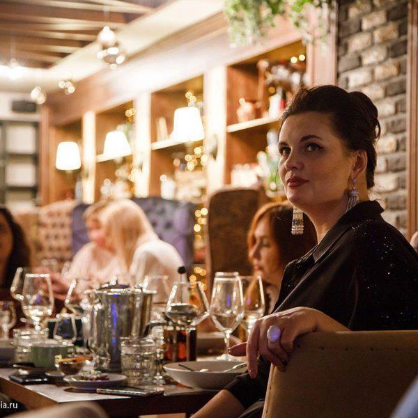 Фотоотчет 12.12 Винный ужин Ирония судьбы