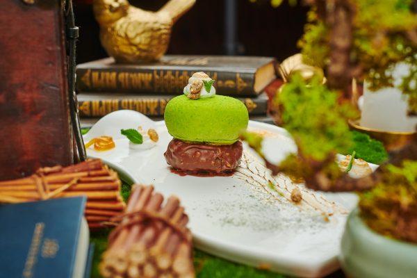 Десерт Пряности (фисташковый)