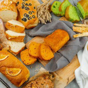 Хлеб апельсиновый с имбирем NEW